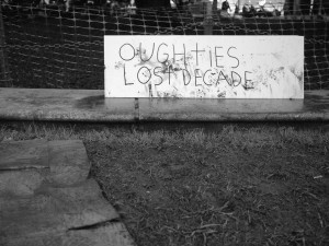 """Oughties - Lost Decade"""