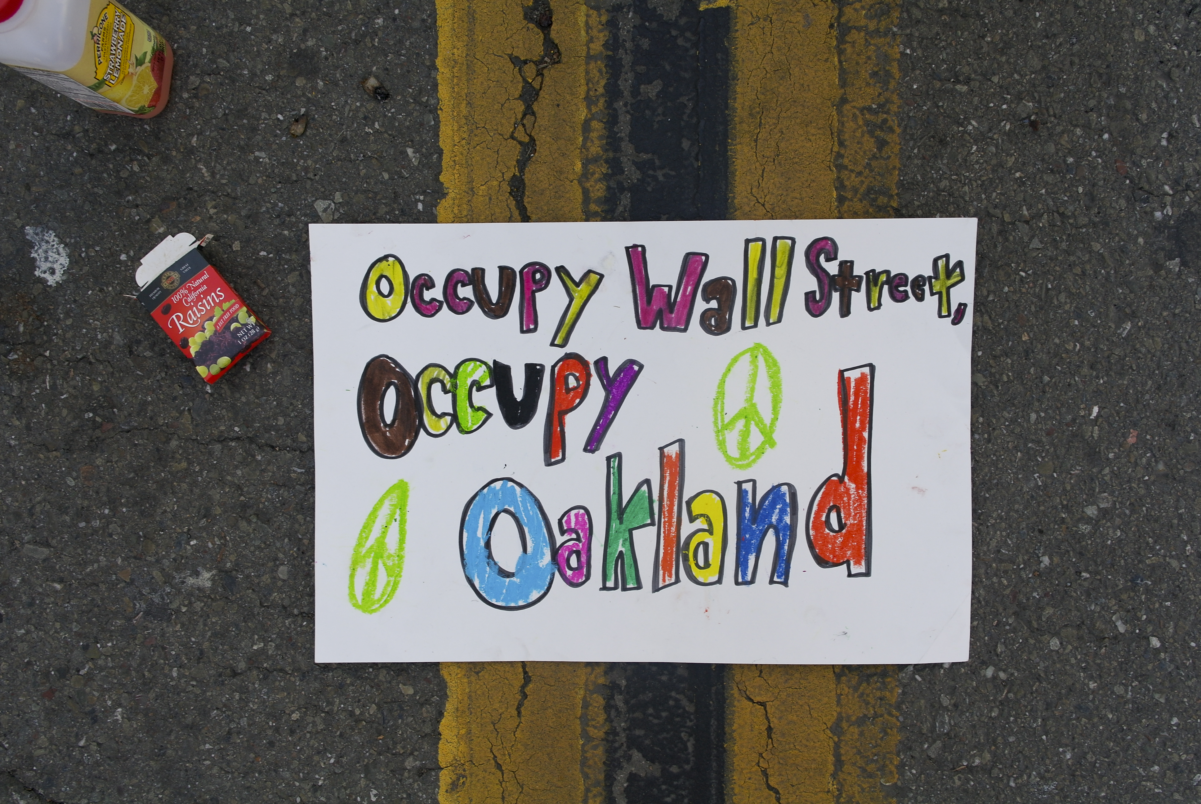 Oakland Strike Nov 2, 2011