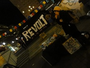 Waiting for OPD raid. January 03, 2012