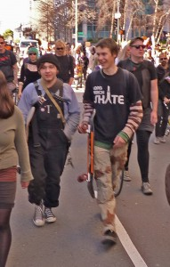 Occupy Forum: DEEP GREEN RESISTANCE @ Global Exchange, at 16th St. BART | San Francisco | California | United States