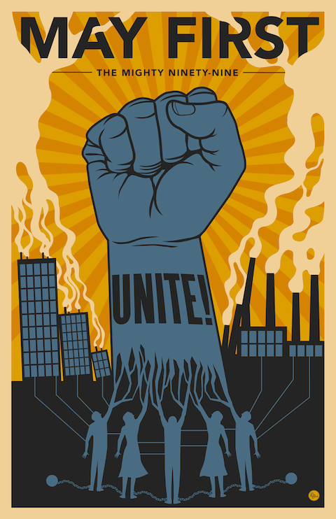 May First: Unite!