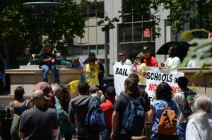 March for the Oakland Schools Students Deserve @ San Antonio Park | Oakland | California | United States