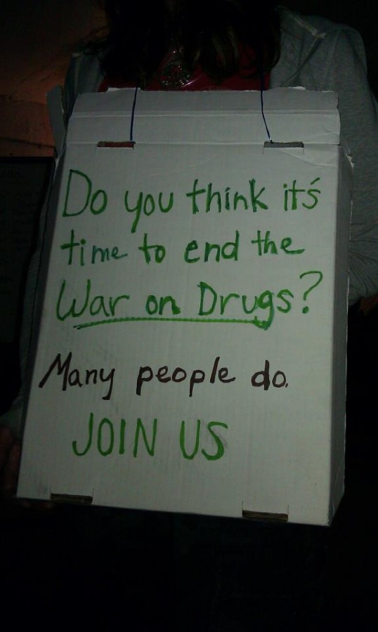 Stop the War on Drugs!