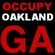 Occupy Oakland GA