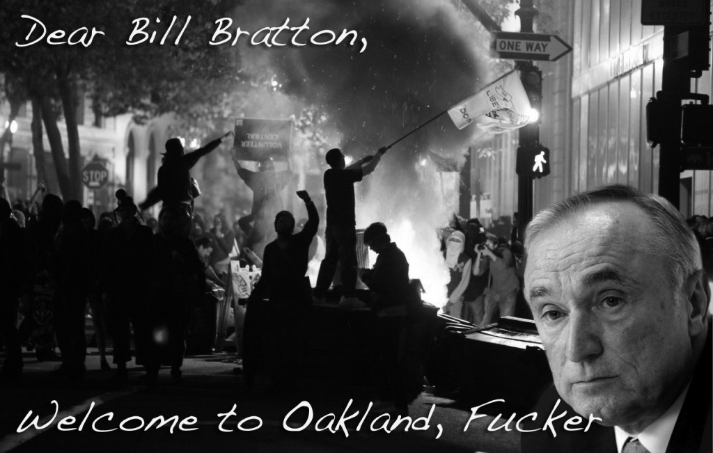 Welcome to Oakland, Fucker