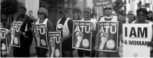 Transport Workers Solidarity Forum: The Bay Area Battle in Transport: Workers Face Employer Onslaught – No More Defeats Like Wisconsin! Business Unionism vs. Class Struggle Unionism @ Black Repertory Theater | Berkeley | California | United States