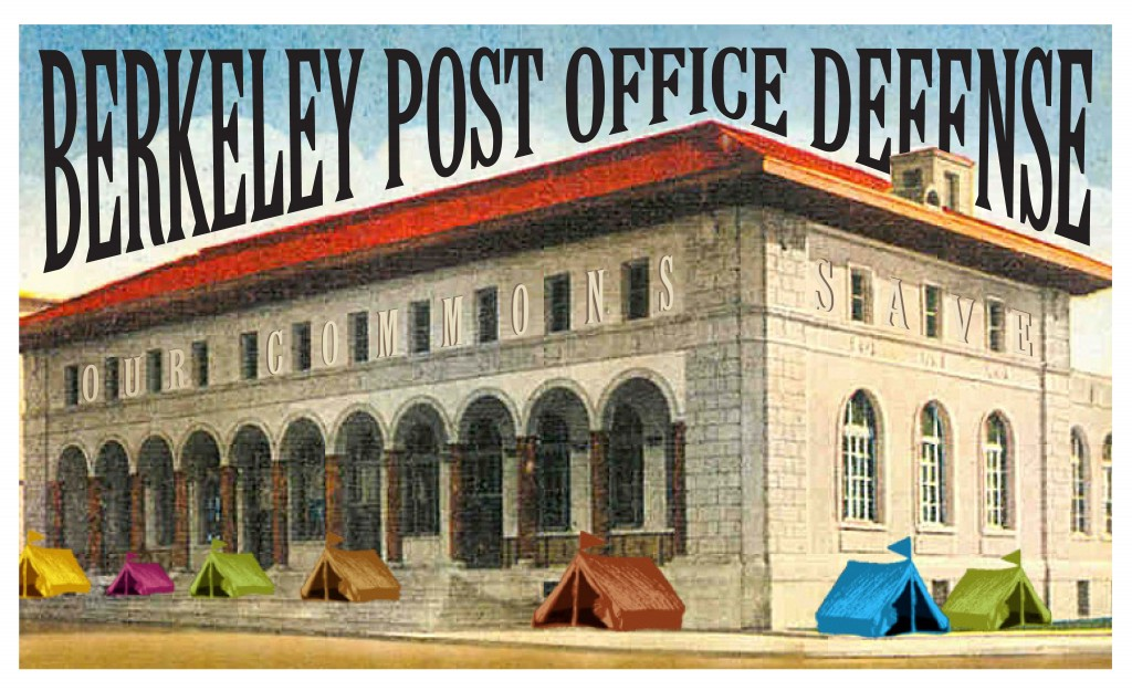 Berkeley Post Office Defenders General Assembly. @ Downtown Berkeley Post Office (inside if it is really cold) | Berkeley | California | United States