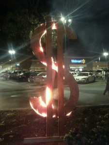 dollar-sign-on-fire-walmart
