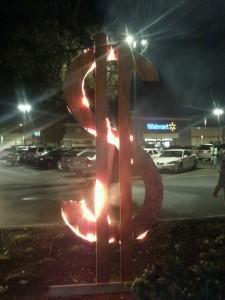 dollar-sign-on-fire-walmart