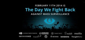 The Day We Fight Back Feb 12, 2014