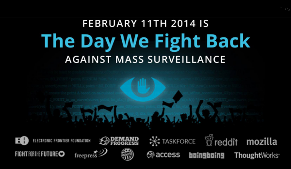 The Day We Fight Back! - Feb. 12, 2014