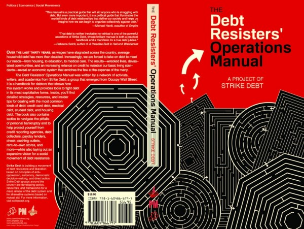 Launch Party: The Next Edition of the Debt Resisters Operation Manual @ Alan Blueford Center for Justice | Oakland | California | United States