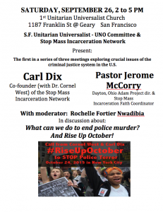 What Can We Do to End Police Murder? @ San Francisco | California | United States