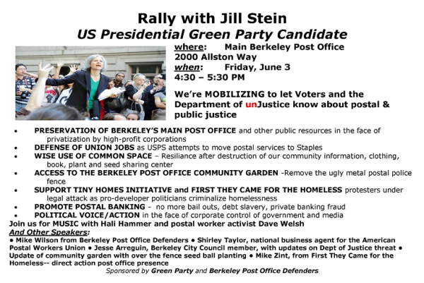 Rally with Jill Stein-21