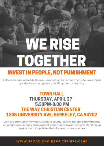 Invest in People, not Punishment. @ Berkeley | California | United States