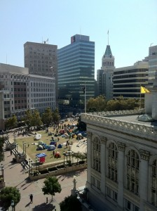 Occupy Oakland is back to stay