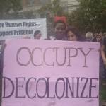 Occupy - Decolonize