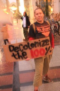 deceolonize the 100%