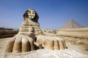 Anonymous Sphinx