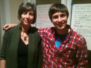 Anna Edmondson & Dominick Mortarotti - Neighborhood Activists