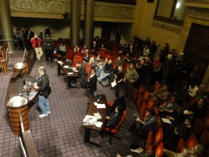 Oakland City Council Meeting - Dec 20, 2011
