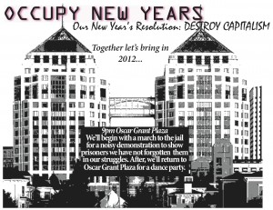 Occupy New Year's Eve at OGP