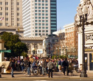 "Counter Protest Against ""March Against Sanctuary Cities"" @ Union Square 