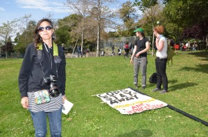 Respect Berkeley - Nonviolent Response to Ann Coulter @ Civic Center Park | Berkeley | California | United States