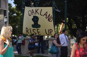 Woman's March - Oakland @ Madison Park -> OGP | Oakland | California | United States
