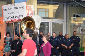 #HungerForJustice Rally - Fire Chief Suhr @ Outside the Mission Police Station, 2 blocks from 16th St. BART | San Francisco | California | United States