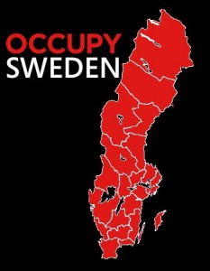 Occupy Sweden