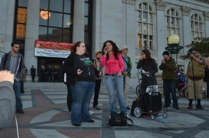 NO POVERTY HOTELS IN OAKLAND @ Oakland City Hall | Oakland | California | United States