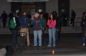 24 Hour Vigil for 24 People Killed by SFPD @ San Francisco Hall of (In)Justice