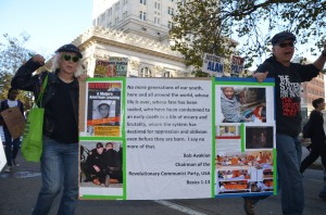 March at OGP @ Oscar Grant Plaza | Oakland | California | United States