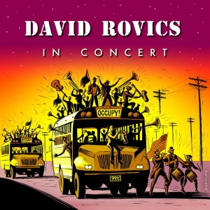 David Rovics In Concert: Benefit for Tristan Anderson. @ Art House Gallery & Cultural Center | Berkeley | California | United States
