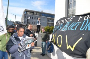 Demand OPD Charge Mateu for Sahleem's Murder @ Oakland Police HQ | Oakland | California | United States