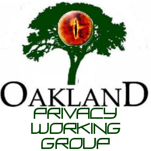 Oakland Privacy Working Group Meeting. @ Impact Hub | Oakland | California | United States
