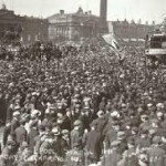 Liverpool general transport strike, 1911.