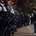 occupy-cal-police-line