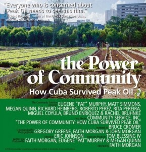 How Cuba Survived Peak Oil (movie) @ Albany Library | Albany | California | United States