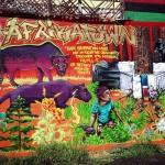 afrikatown-mural