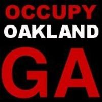 Occupy Oakland GA @ Oscar Grant Plaza | Oakland | California | United States