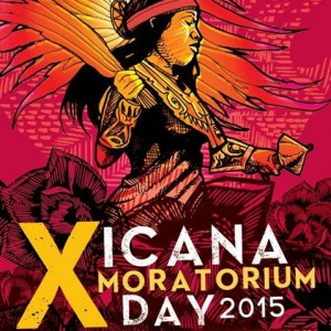 36th Annual Xicana Moratorium Day in Oakland @ San Antonio Park in Oakland | Oakland | California | United States