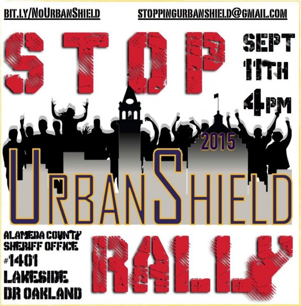 StopUrbanShieldRally
