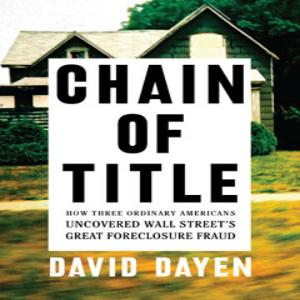 David Daven speaks on Foreclosure Fraud @ Laurel Books | Oakland | California | United States