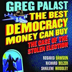 Greg Palast at the Grand Lake Theater for The Best Democracy Money Can Buy @ Grand Lake Theater | Oakland | California | United States