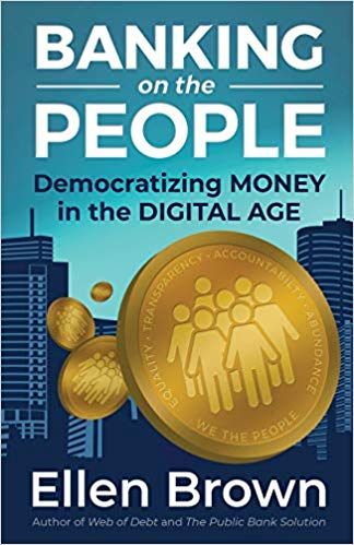 "Economics Book Group: ""Banking on the People."" @ Omni Commons"